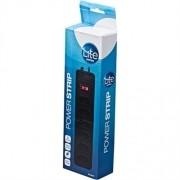 Filtro de LInha 6 Tomadas Lite Bivolt PS-601