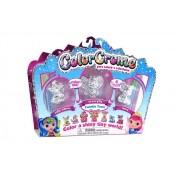 Color Crome Bonequinhas de colorir Multikids - BR355