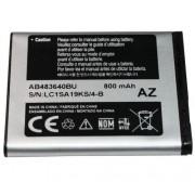 Bateria Samsung Ab483640bu S8300 B3310 C3050