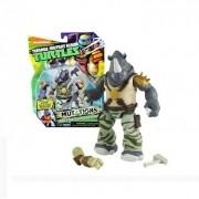TMNT Mutations Tartarugas Ninja Rocksteady BR414