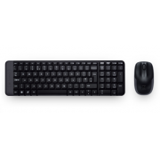 Kit Logitech Wireless Combo MK220 Teclado e Mouse