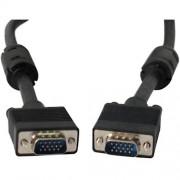 Cabo VGA p/ monitor Blindado 5 Metros C/ Filtro