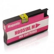 Cartucho Compatível HP 951 951XL 28ML Magenta