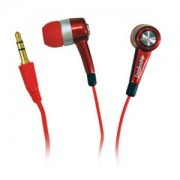 Earphone Buddy P/ MP3 MP4 Celular Leadership VERMELHO 9352