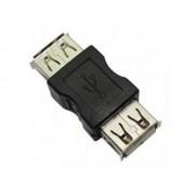 Conector Emenda USB A Fêmea x A Fêmea Hitto WB-210076