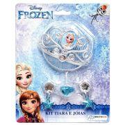 Acessórios Frozen Coroa E Joias Br624