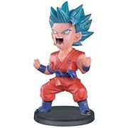Action Figure Dragon Ball Super Goku Blue Kaioken 20x 7cm
