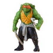 Mini Action Figure Tartaruga Ninja Michelangelo 5cm