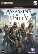 Jogo p/ PC  Assassin's Creed - Unity - Signature Edition DVD Original Mídia Física