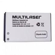 Bateria de Lítio BL-5C 800mAh 3,7V BT003 - Multilaser