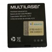 Bateria p/ Celular Multilaser FLIP VITA P9020 P9021 P9043 MLB021 PR066
