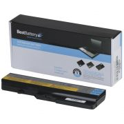 Bateria p/ Notebook Lenovo 3000 B470 B570 G460 G560 11.1V 4400MAH DW04 Best Battery BB11-LE014