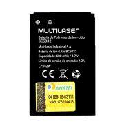 Bateria para Celular New UP (P9032, P9033) Multilaser UT129 CP542W PR070