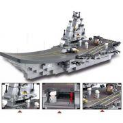 Blocos Navio De Guerra Da Marinha Do Exército 1001 Pçs 9 Em 1  BR904