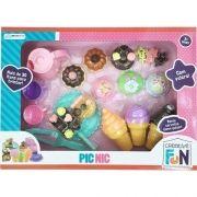 Brinquedo Creative Fun Pic-nic Br650 - Multikids