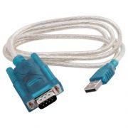Cabo Adaptador Conversor USB P/ Serial RS232
