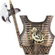 Cavaleiros e guerreiros kit vikings - BR791 - Multikids