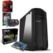 Computador  Warrior Gamer  Amd Fx 6300 16GB DDR3 HD 1TB GTX550TI 500W SSD120GB