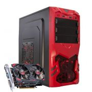 Computador CPU Top Gamer Amd Fx 6300 8GB DDR3 HD 1TB 750TI 500W