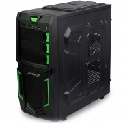 Computador CPU Top Gamer Intel Core I5 7400 3.0Ghz 8GB DDR4 HD 1TB DVD-RW 1050TI 4GB Fonte 500W real