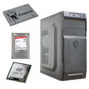 COMPUTADOR HOME CPU INTEL CORE I5 3570 3.4GHZ 8GB DDR3 SSD 120GB HD 1TB