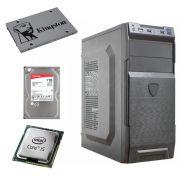 COMPUTADOR HOME CPU INTEL CORE I5 4570 3.2GHZ 8GB DDR3 SSD 120GB HD 1TB