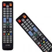 Controle Remoto Tv Samsung Le-7043 / Sky-7043