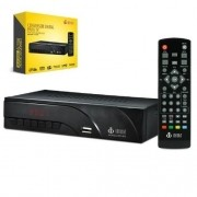 Conversor Tv Digital Infokit Itv-500 Hdmi Full Hd Suporta 3d