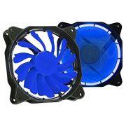 Cooler 120x120mm DEX DX-12F - LED Azul