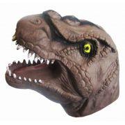 Fantoche De Mão Dino Marrom - Br853