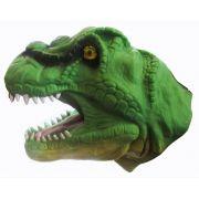 Fantoche De Mão Dino Verde - Br853