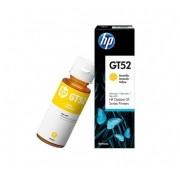 Garrafa de Tinta HP GT52 70ML Amarelo p/ HP GT 5822 M0H56AL