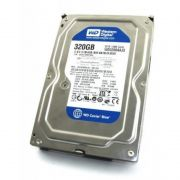 Hd Western Digital 320gb Sata 3.0Gb/s  WD3200AAJS