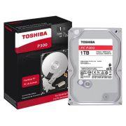 Hdd Interno P/ Desktop Toshiba P300 1 Tb Box - Hdwd110Xzsta