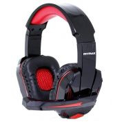 Headphone USB Gamer Ultimate 5.1 Usb Vermelho MHP-SP-X9/BKRD