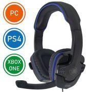 Headset Oex Stalker Preto HS-209