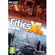 Jogo Cities XL 2012 PC Mídia Física
