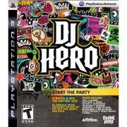 Jogo - Dj Hero - PS3