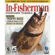 Jogo p/ PC In-Fisherman: Freshwater Trophies CD Original Mídia Física