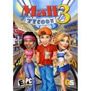 Jogo p/ PC Mall Tycoon 3 CD Original Mídia Física