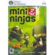 Jogo p/ PC Mini Ninjas DVD Original Mídia Física