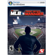 Jogo p/ PC MLB Front Office Manager  DVD Original Mídia Física