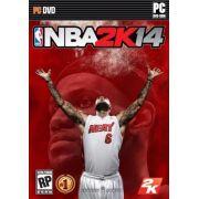Jogo p/ PC NBA 2K14 DVD Original Mídia Física
