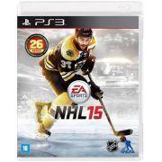 Jogo - NHL 15 - (PS3)