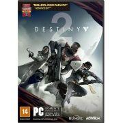 Jogo P/ PC Destiny 2 - Day One Midia Fisica