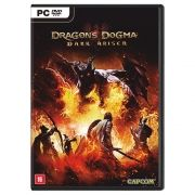 Jogo p/ PC Dragon's Dogma Mídia Física