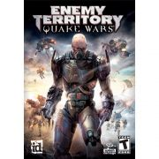 Jogo P/ PC Enemy Territory: Quake Wars Midia Fisica