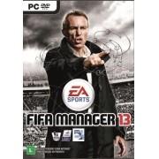 Jogo p/ PC Fifa Manager 13 PC DVD Original Mídia Física