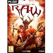 Jogo p/ PC R.A.W. Realms of Ancient War no Steam DVD Mídia Física