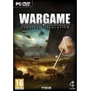 Jogo p/ PC Wargame: European Escalation Mídia Física